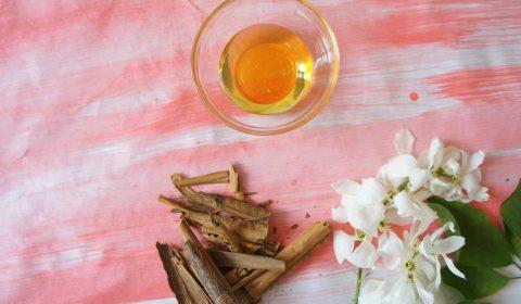 Honig-Zimt Peeling