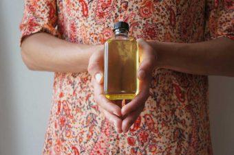 Frühlingsduft: Körperöl und Body-Spray selbstgemacht
