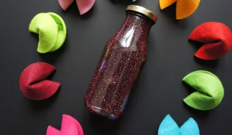 Infused Chia-Waters mit Amalaki – Superfood-Drink für unterwegs