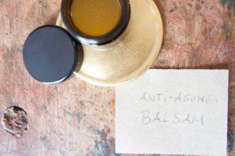 Anti Aging Balsamcreme – selber machen