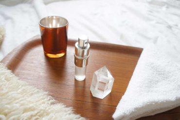 Erfrischender Aromaspray stärkt die Abwehrkräfte