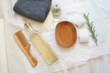 Haarspülung selber machen für glänzend gepflegte Haare