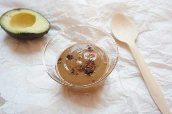 Schocado Pudding – Avocado-Schoko zum Löffeln und Trinken