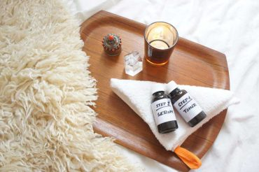 DIY 2 Schritte Morgenpflege-Ritual mit Rosmarin und Eukalyptus