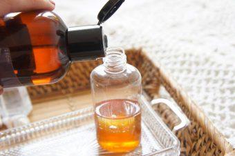 Gesichtsreinigung mit Honig selber machen