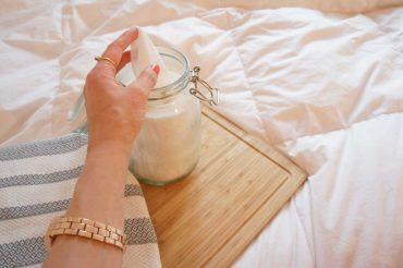 Babypflege- und Feuchttücher selber machen ohne Chemie