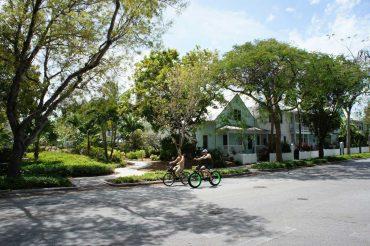 Abseits von Spring Break Florida
